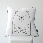 Hello Bear Scatter Cushion