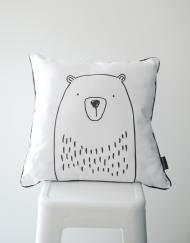 Hello Bear Scatter Cushion