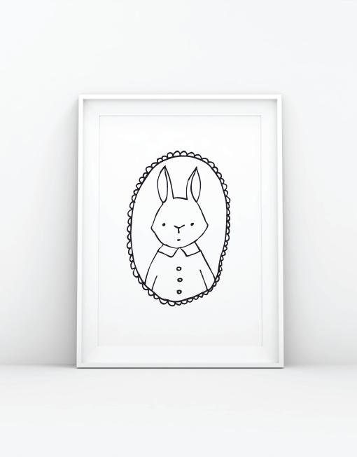bunny-love_a4-prints
