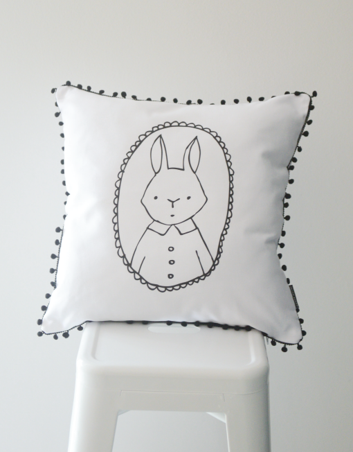Bunny Love Scatter Cushion