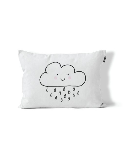 Happy Cloud Pillowcase