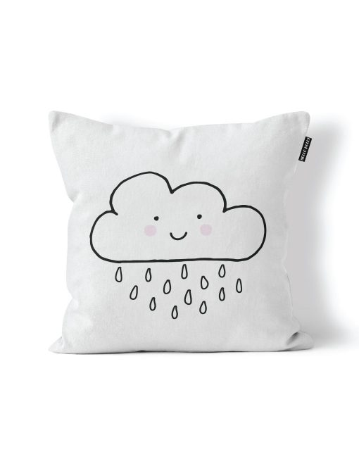 Happy Cloud Scatter Cushion
