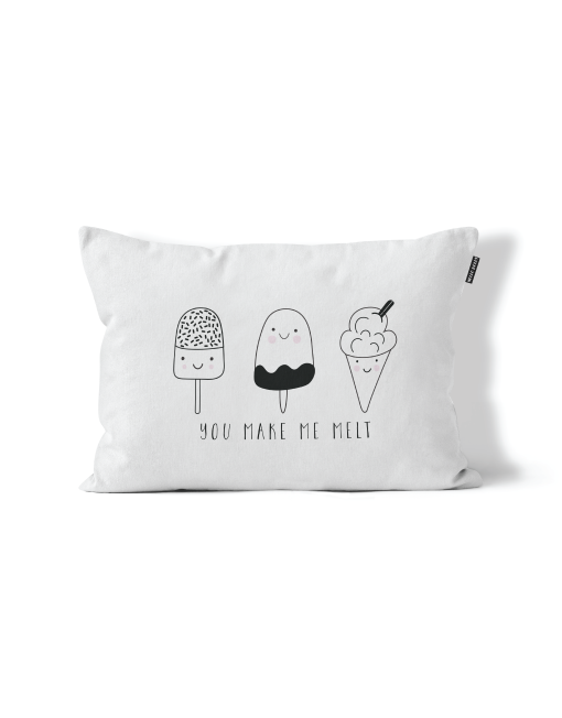 You Make Me Melt Pillowcase