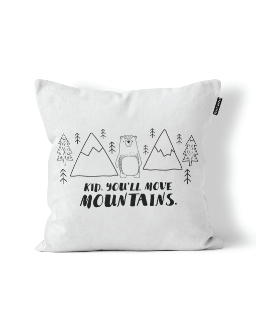Mountains Scatter Cushion