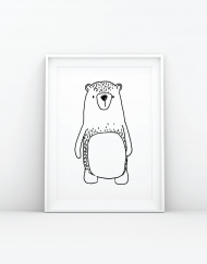 mr-bear_a4-prints