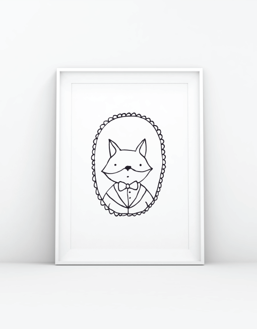mr-fox_a4-prints