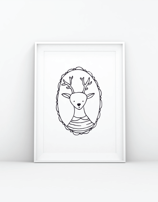 oh-deer_a4-prints