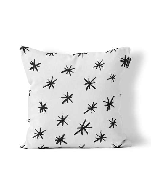 Star Pattern Scatter Cushion