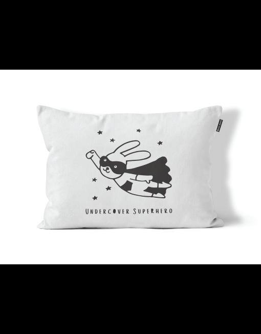 Superhero Bunny Pillowcase