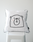 Mr Bear Scatter Cushion