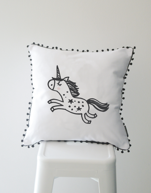 Unicorn Scatter Cushion