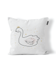 Swan Princess Scatter Cushion