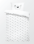 Ice cream Single Bed Duvet Cover Set