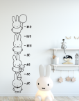 Miffy Height Growth Chart