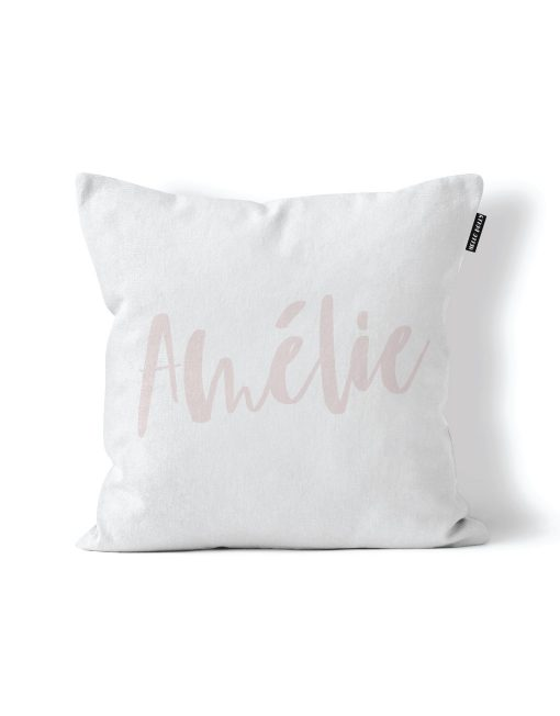 Personalised Scatter Cushion Typo 2