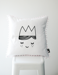 Sleeping Princess Scatter Cushion