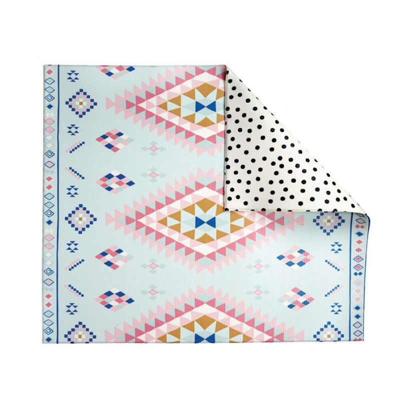 Moroccan Rug - Polka Dot Play Mat