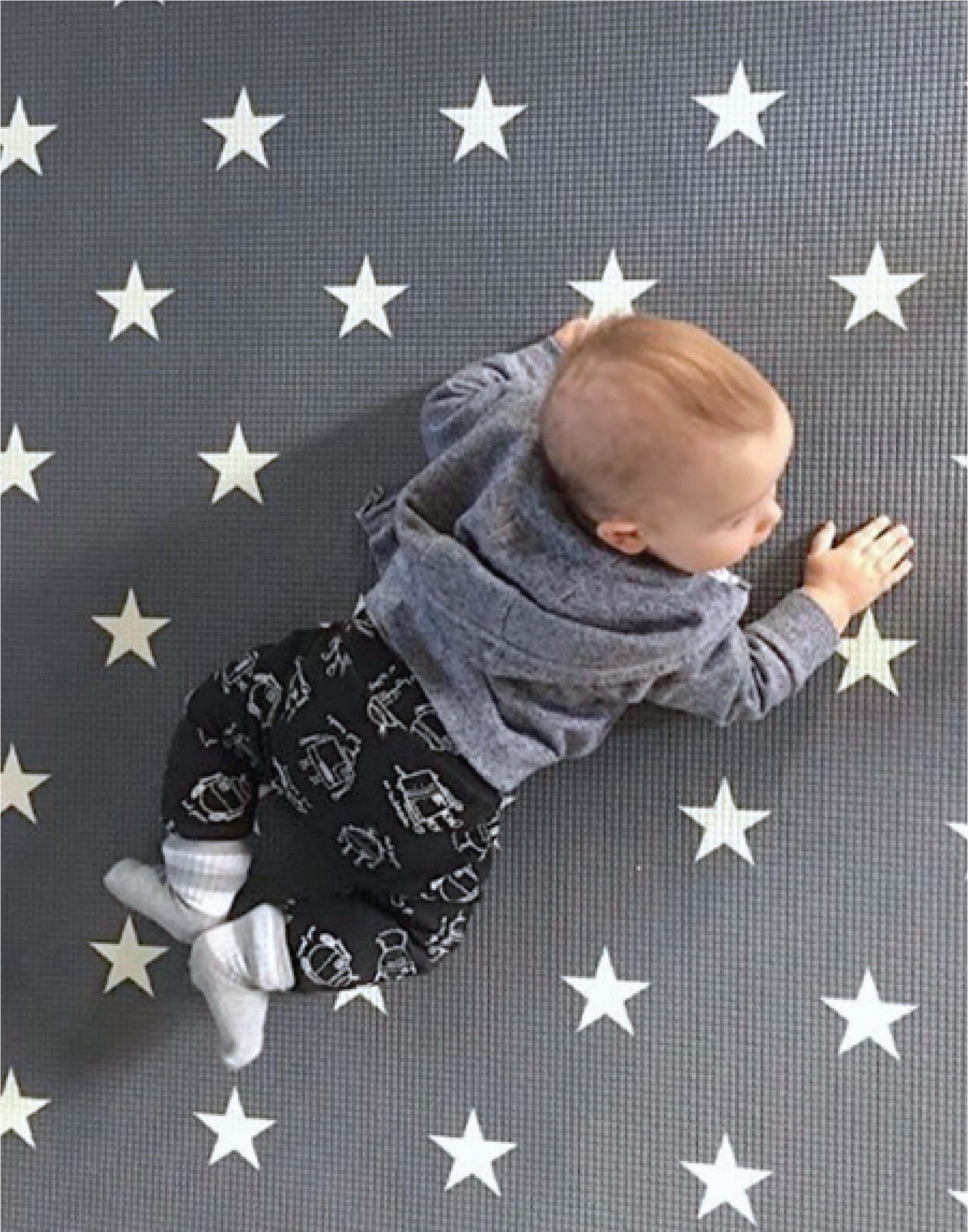 Star/Camo Play Mat