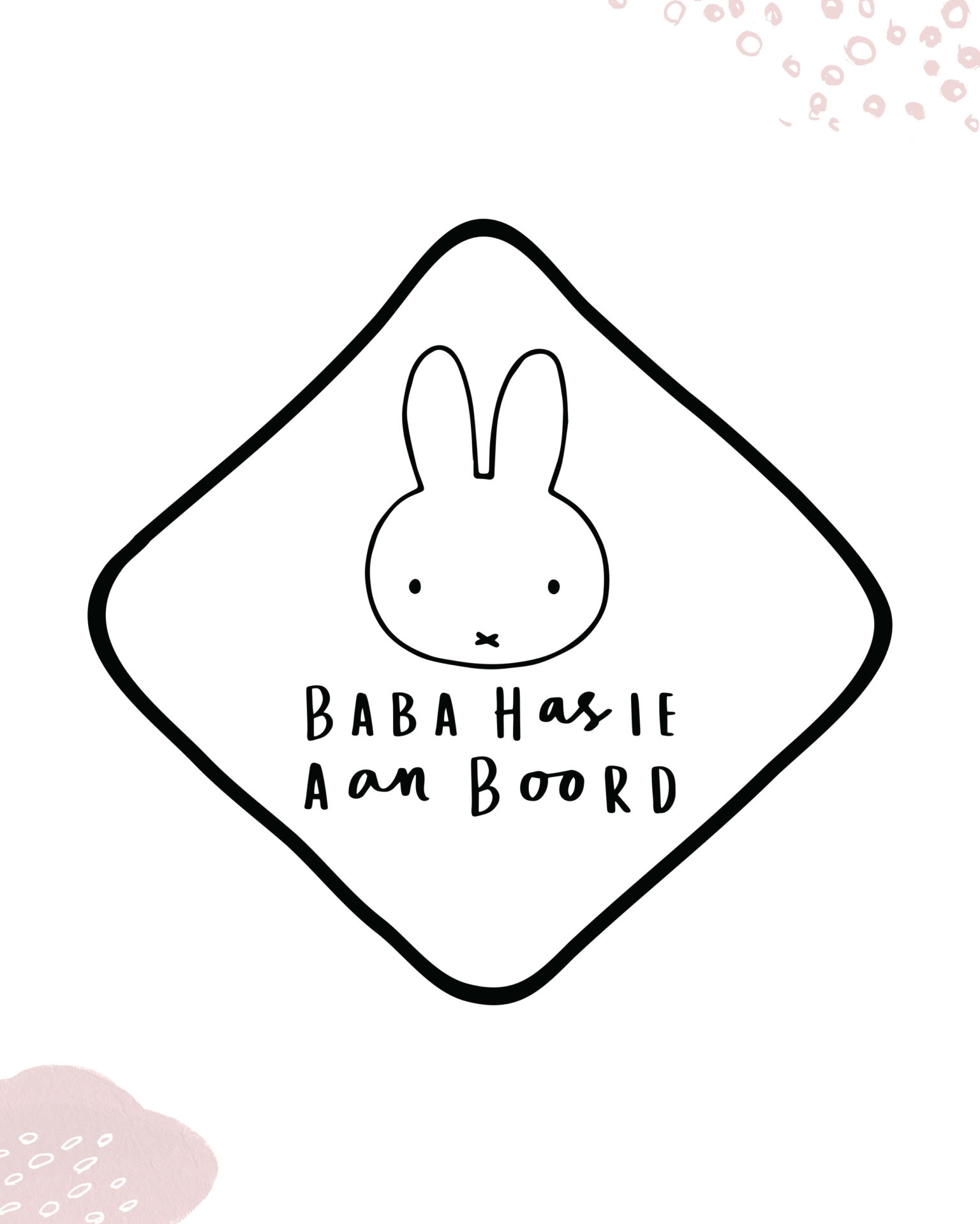 Baby Miffy on Board